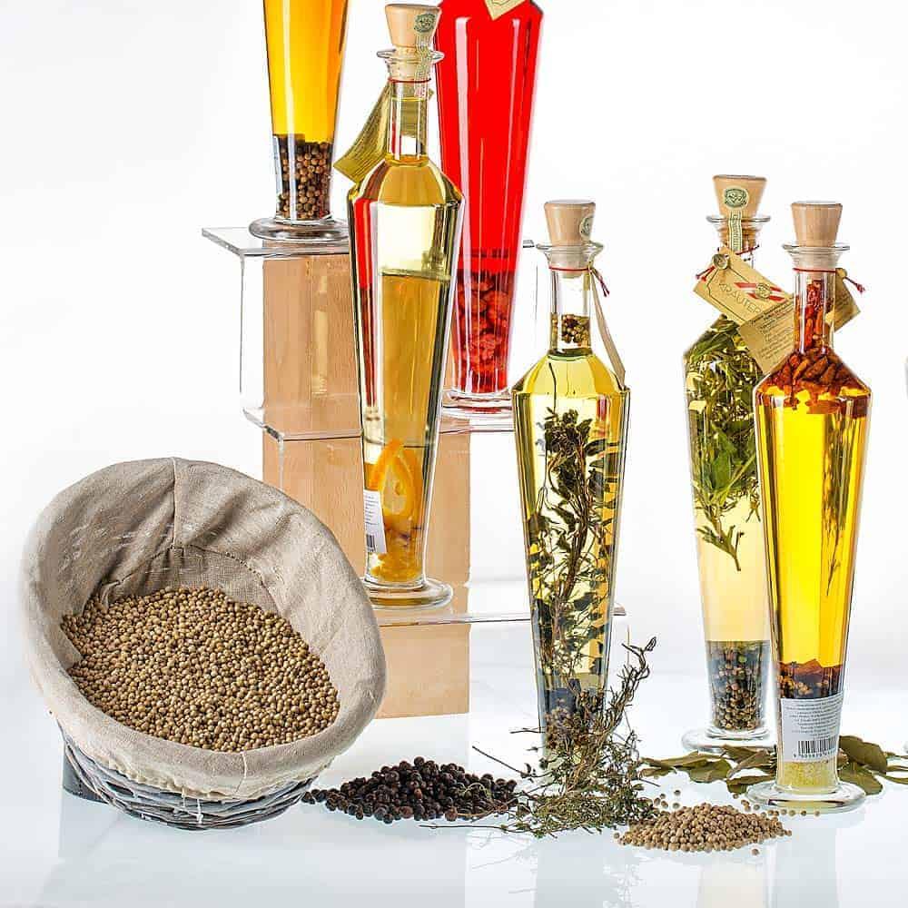 Horvath's Spirituosen Essig und Öl