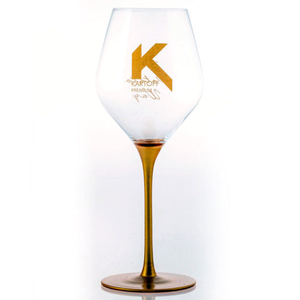 Horvath's Spirituosen Glas